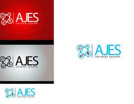#25 para Design a Logo for AJES Intranet System por vigneshsmart