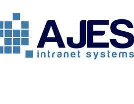 #4 for Design a Logo for AJES Intranet System by jaskovw