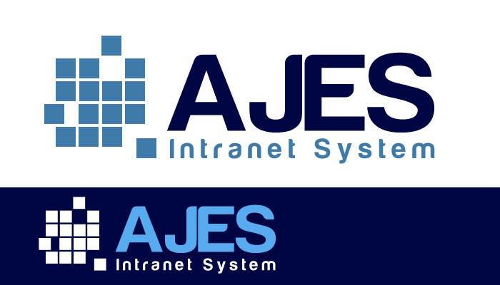 Bài tham dự cuộc thi #                                        5                                      cho                                         Design a Logo for AJES Intranet System