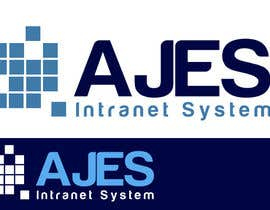 #5 para Design a Logo for AJES Intranet System por jaskovw
