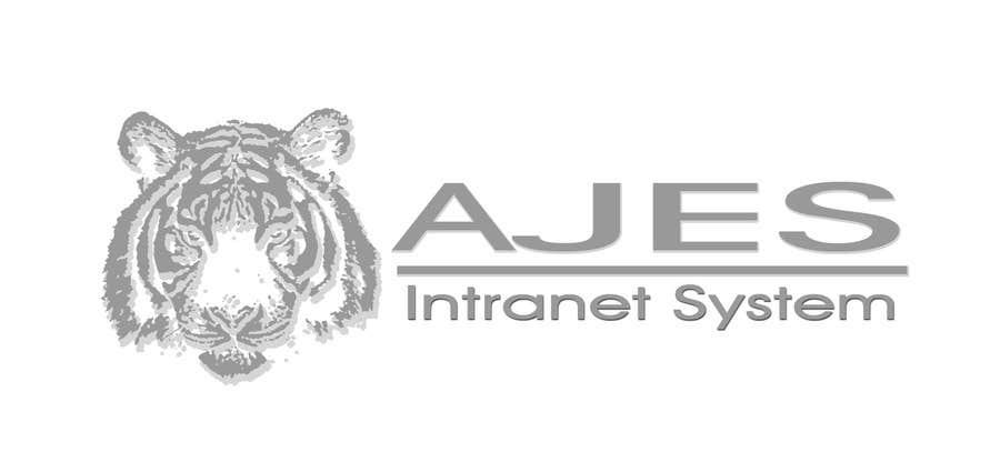 Bài tham dự cuộc thi #                                        8                                      cho                                         Design a Logo for AJES Intranet System