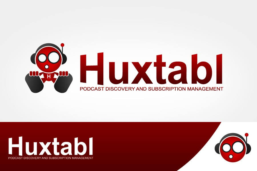 Inscrição nº 201 do Concurso para Logo Design for Huxtabl