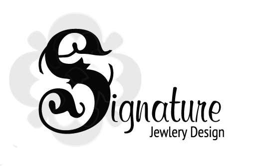 #69 for Design a Logo for jewlery design business by jrzsp