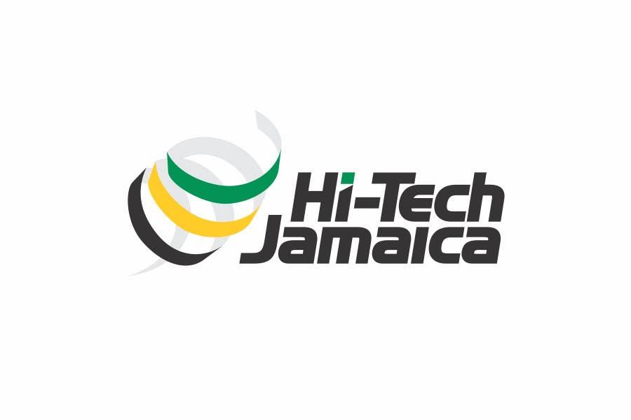 Inscrição nº 257 do Concurso para Logo for Hi-Tech Jamaica