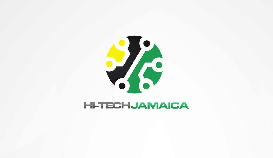 #172 for Logo for Hi-Tech Jamaica by theDesignerz