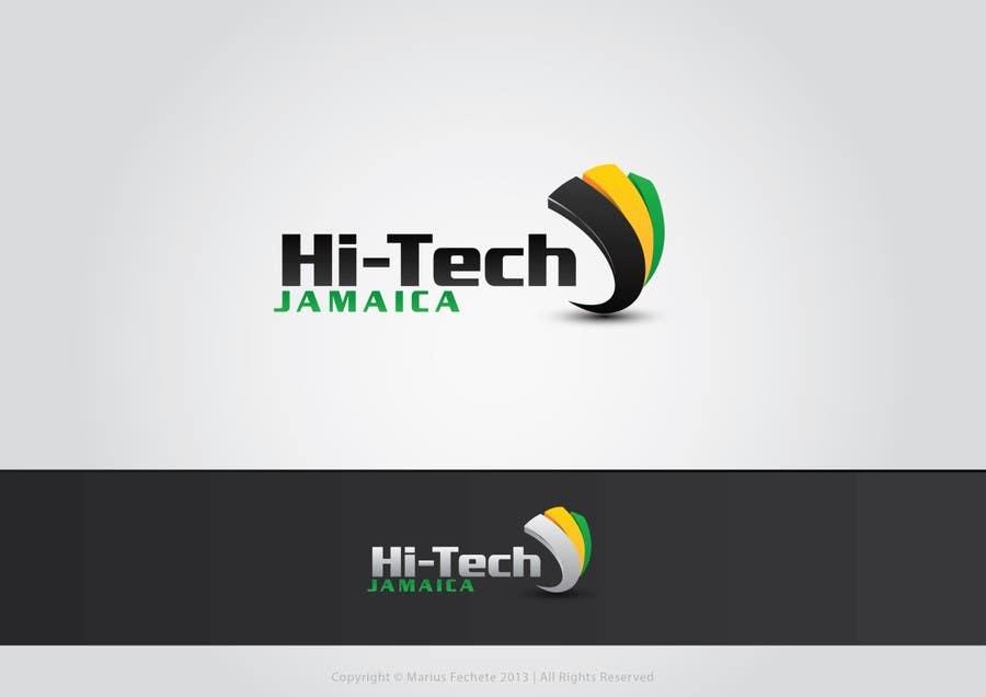 Inscrição nº 270 do Concurso para Logo for Hi-Tech Jamaica