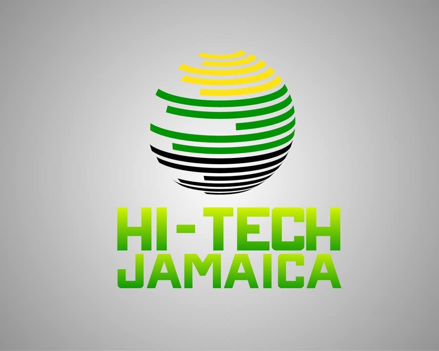 Inscrição nº 1 do Concurso para Logo for Hi-Tech Jamaica