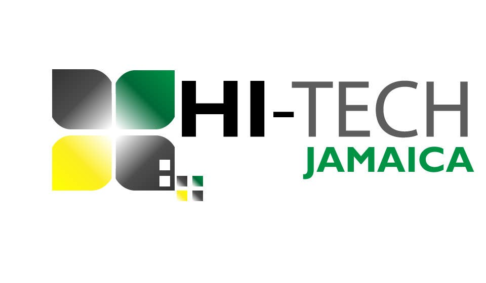 #174 for Logo for Hi-Tech Jamaica by LucianCreative
