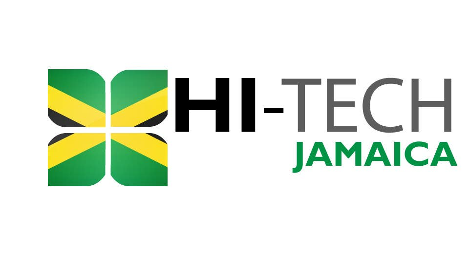 #175 for Logo for Hi-Tech Jamaica by LucianCreative