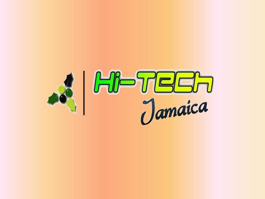 Inscrição nº 271 do Concurso para Logo for Hi-Tech Jamaica
