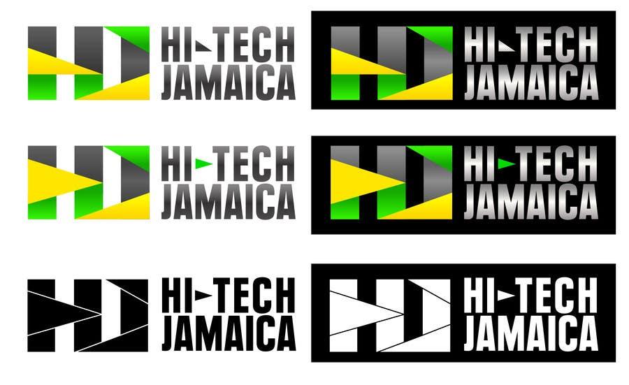Inscrição nº 84 do Concurso para Logo for Hi-Tech Jamaica