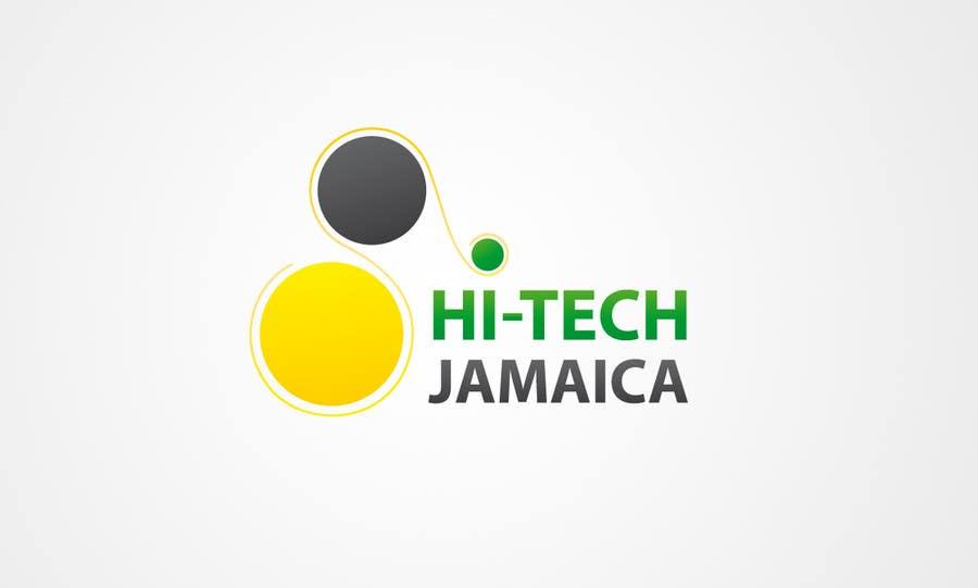 Inscrição nº 240 do Concurso para Logo for Hi-Tech Jamaica