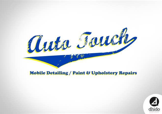 Bài tham dự cuộc thi #                                        51                                      cho                                         New ideas for Auto Touch Logo