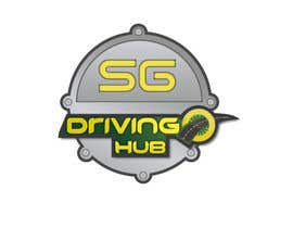 #37 for Design a Logo for SGDRIVINGHUB af risonsm