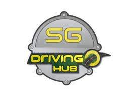 #37 untuk Design a Logo for SGDRIVINGHUB oleh risonsm