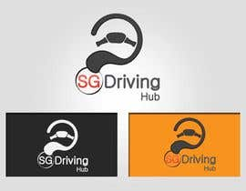 #100 for Design a Logo for SGDRIVINGHUB by NrSabbir