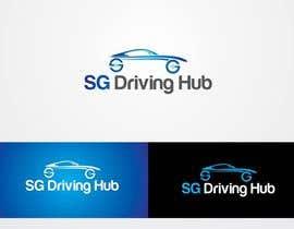 #45 untuk Design a Logo for SGDRIVINGHUB oleh ajdezignz