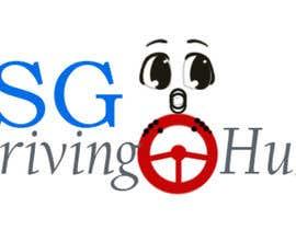 #59 untuk Design a Logo for SGDRIVINGHUB oleh Zuzia