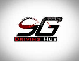 #97 for Design a Logo for SGDRIVINGHUB by jangarlotan