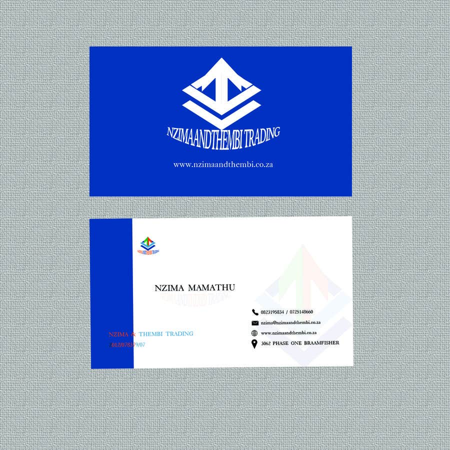 Entry #4 by lipiakhatun586 for Design a letterhead and Business ...