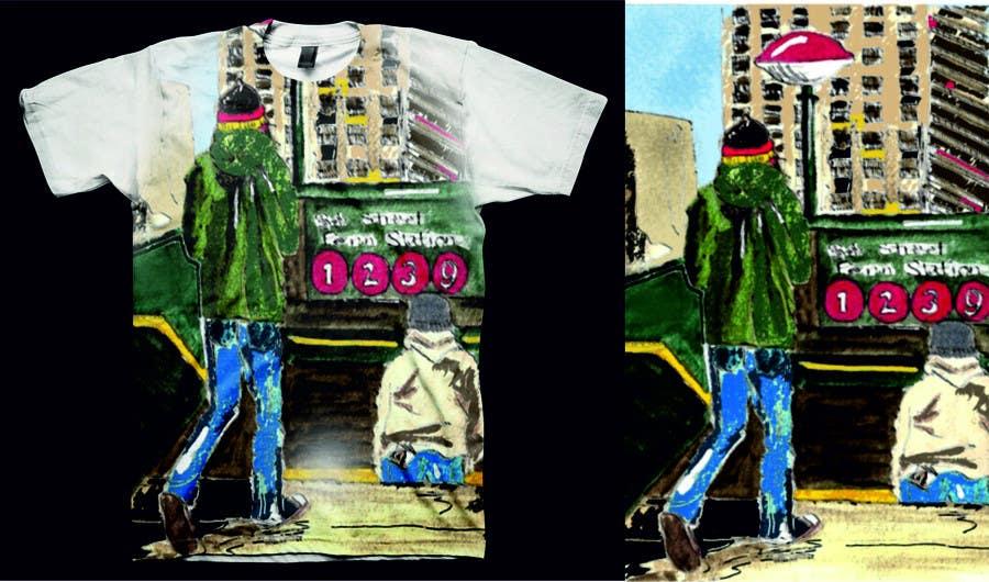 Конкурсная заявка №62 для T-shirt Design for Featherhead