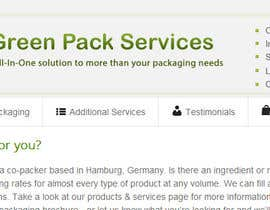 #21 for Banner for Packaging Company by kecy11