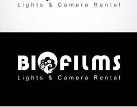 #223 for Design logo for film equipement rental company by himel302