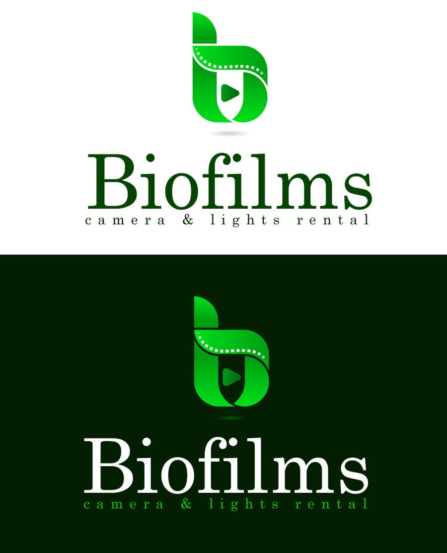 #248 for Design logo for film equipement rental company by subhamajumdar81
