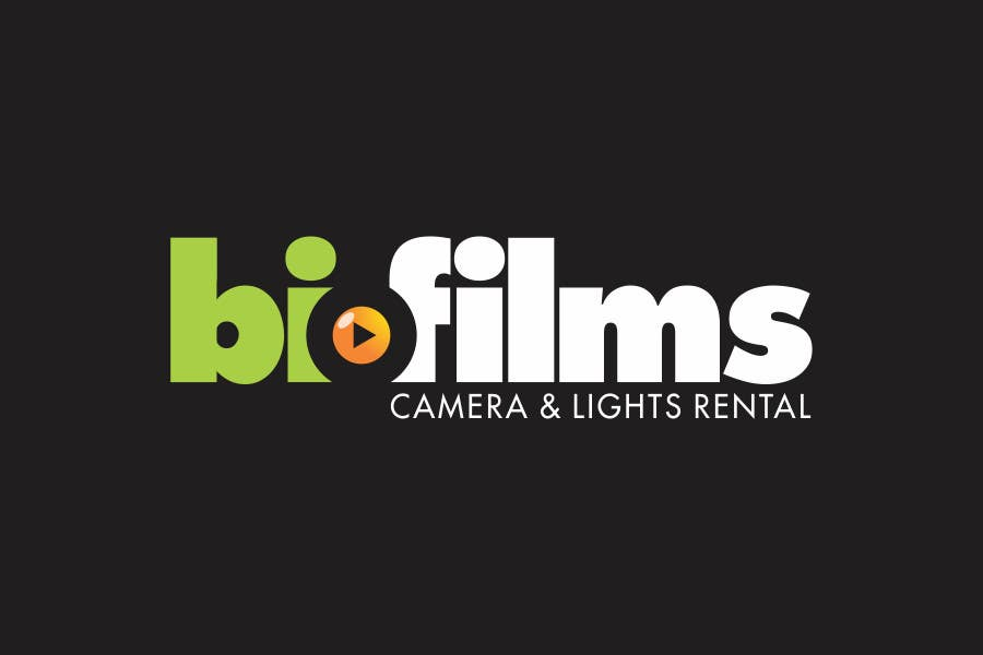#157 for Design logo for film equipement rental company by edvans