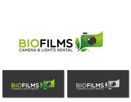#114 cho Design logo for film equipement rental company bởi anamiruna