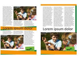 #6 para Newsletter design for wed and for print por grcedejesus