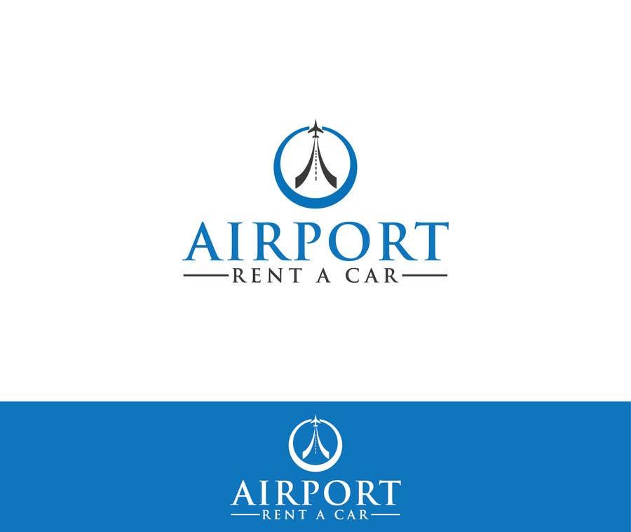 Logo Design For Airport Rent A Car