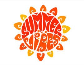 nº 15 pour Edit a Logo for SUMMER VIBES. par ariekenola