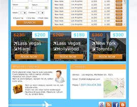 #2 untuk Design a Website Mockup for Online Booking Engine oleh VictorSitnic