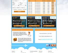 VictorSitnic tarafından Design a Website Mockup for Online Booking Engine için no 8