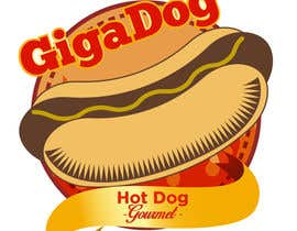 #12 para Giga Dog - Hot Dog Gourmet por WarWR