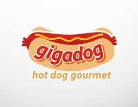 #20 para Giga Dog - Hot Dog Gourmet por aldabusl