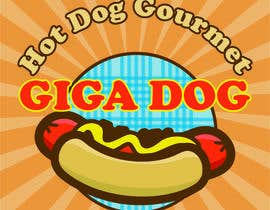 #15 para Giga Dog - Hot Dog Gourmet por WagnerLima