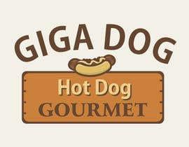 #29 para Giga Dog - Hot Dog Gourmet por WagnerLima