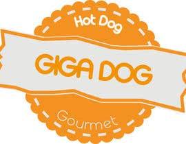 #16 para Giga Dog - Hot Dog Gourmet por FOTOF