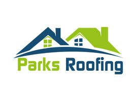 #238 for Design a Logo for Parks Roofing by inspirativ