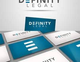 nº 46 pour Design a Logo for Definity Legal par amauryguillen