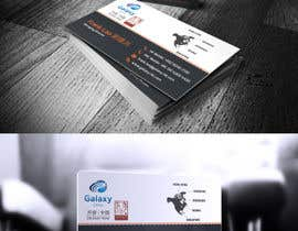 #23 for To improve existing business card by Zeshu2011