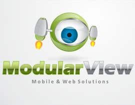 nº 85 pour Logo Design for Modular View par jimapp