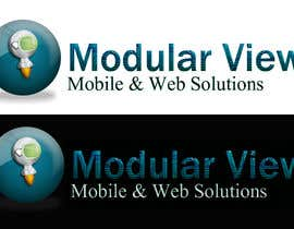 #38 para Logo Design for Modular View por Egydes