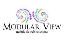 Graphic Design Конкурсная работа №84 для Logo Design for Modular View
