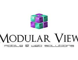 #56 for Logo Design for Modular View by osdesign