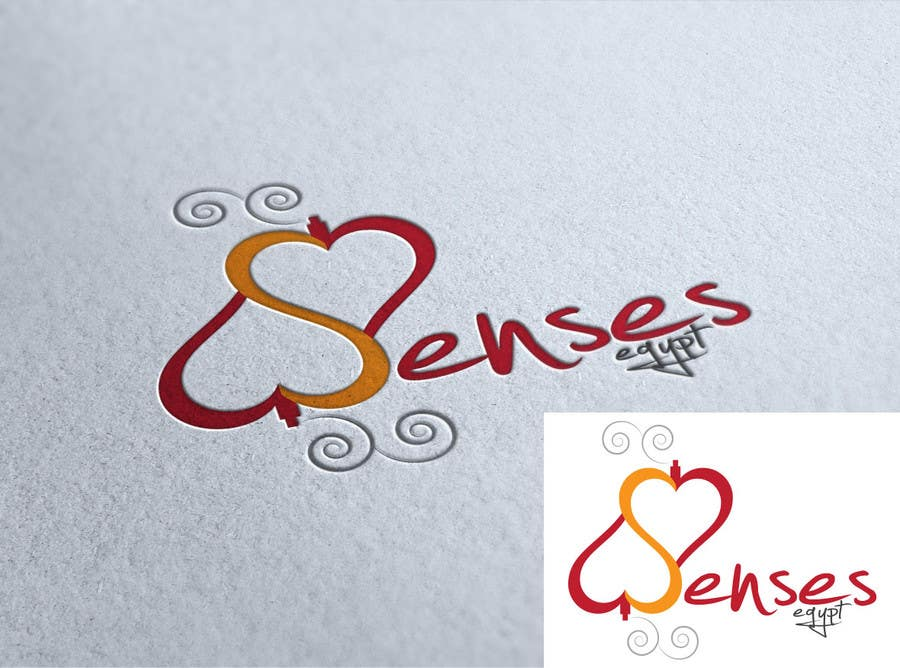 "Inscrição nº                                         30                                      do Concurso para                                         Design a Logo for ""Senses Egypt Ltd""."