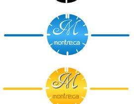 nº 47 pour Logo for /  pour montre.ca par Mgreenleaf