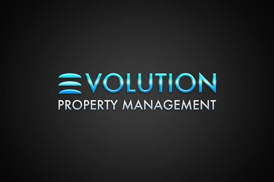 Конкурсная заявка №65 для Logo Design for evolution property management